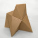 Foldschool-cardboard furniture for kids :: Nicola Enrico Stäubli