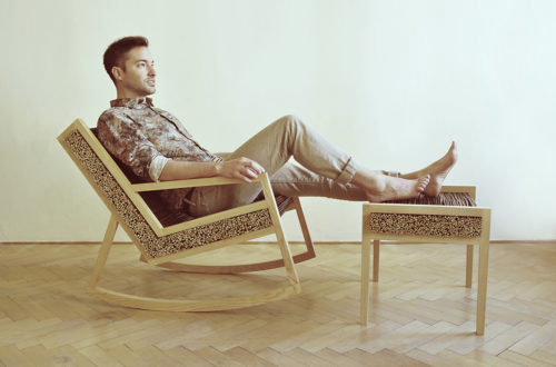 BOO :: Ben Oostrum ontwerpt, Easy Chair