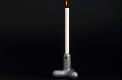BOO :: Ben Oostrum ontwerpt, Erect1 candle holder